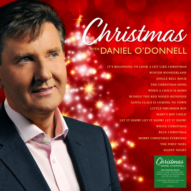 Listen: Daniel O'Donnell chats with Geoff on The Lunchbox