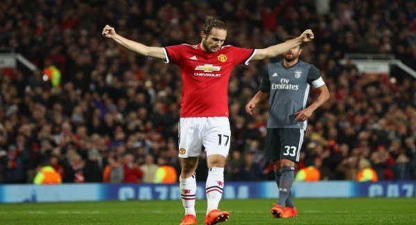 Man United on brink of Champions League knock-out phase