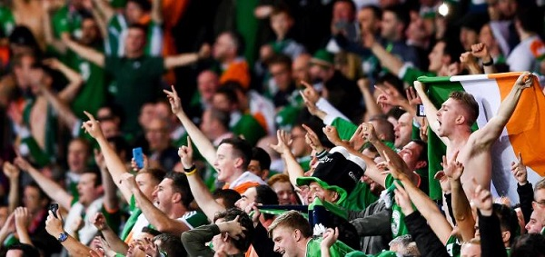 Ireland's preparations continue as World Cup playoff game draws near