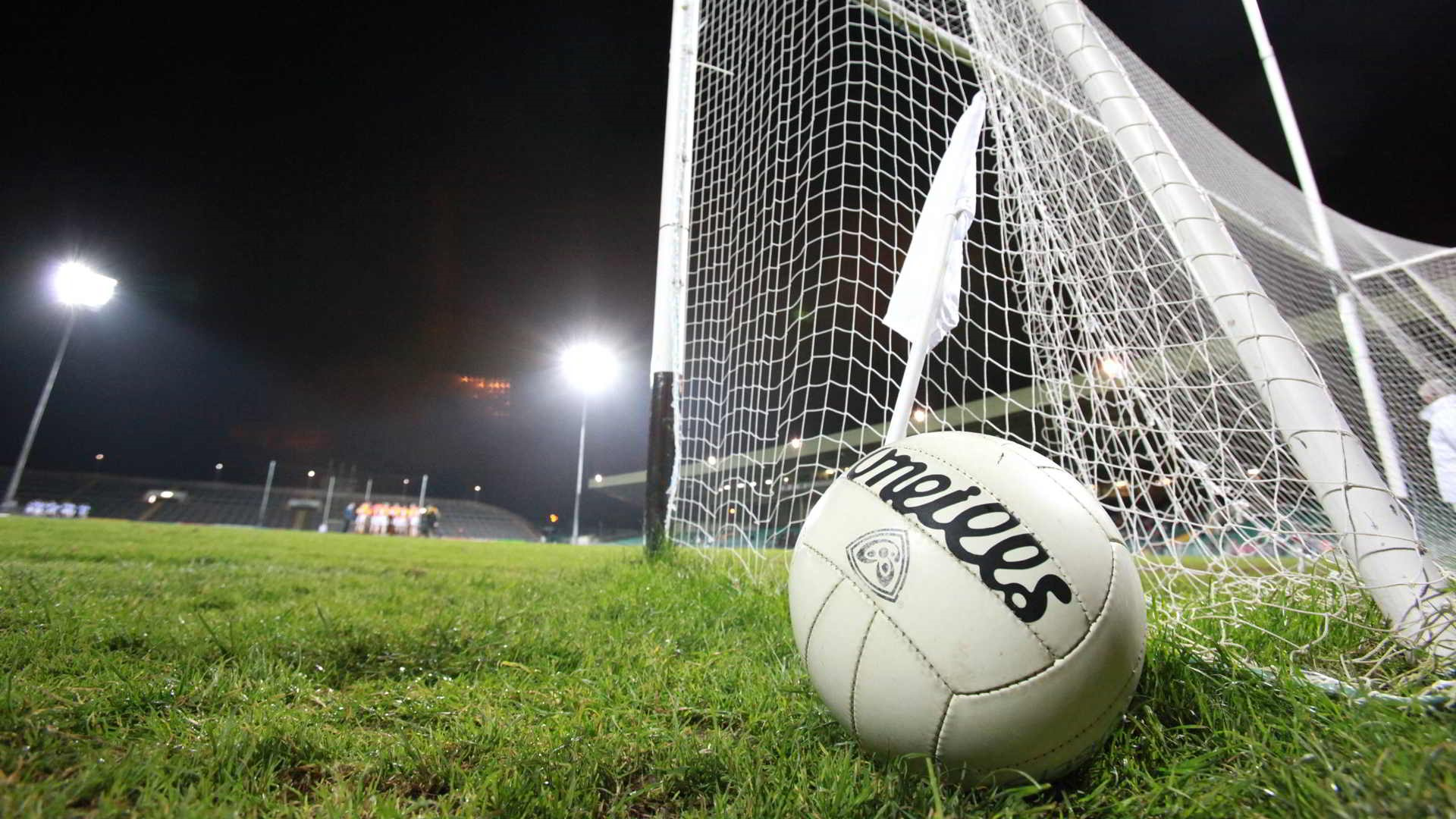 Defending champions advance in County Senior football Championship