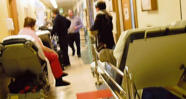 Waterford TD highlights amount of vulnerable people on hospital trolleys