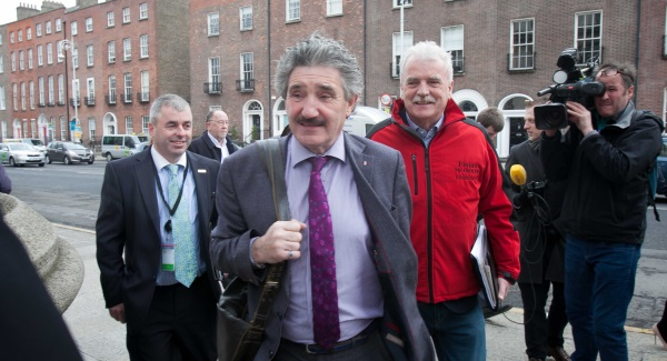 John Halligan to run again if election is called.