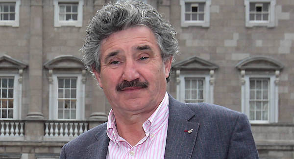 John Halligan says he won't resign despite recent controversies