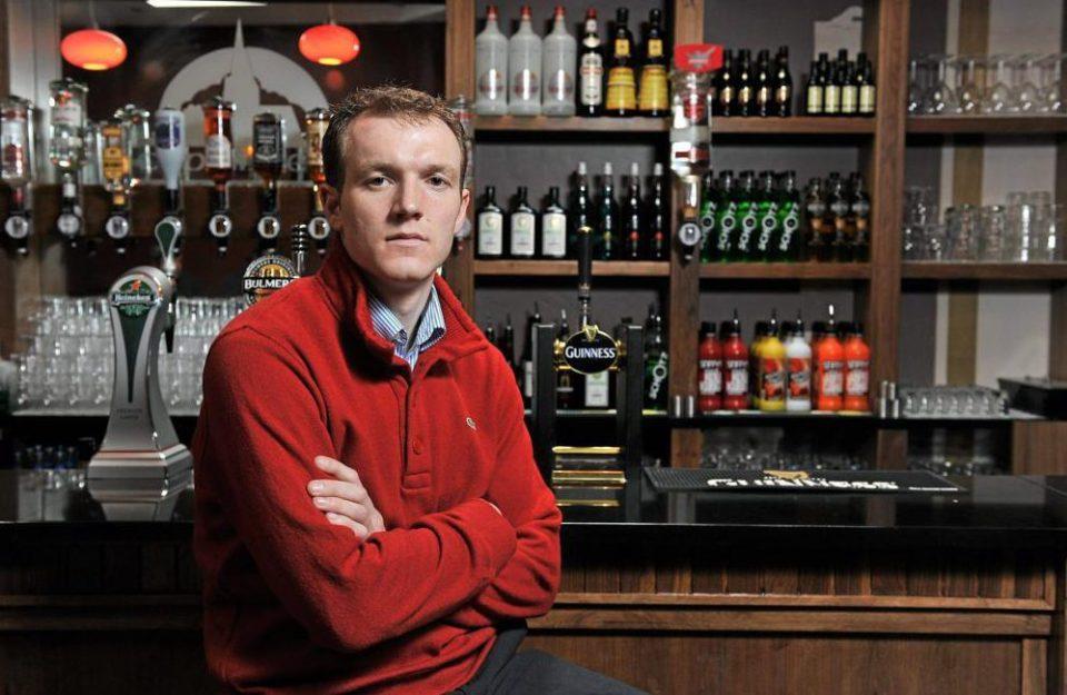 Lar Corbett Under Fire For Black Friday Drinks Promotion.