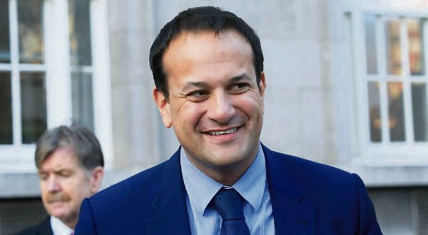 Leo Varadkar offers Justice Department break-up to prevent election