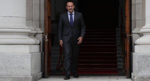 Taoiseach prepares to name new Tánaiste