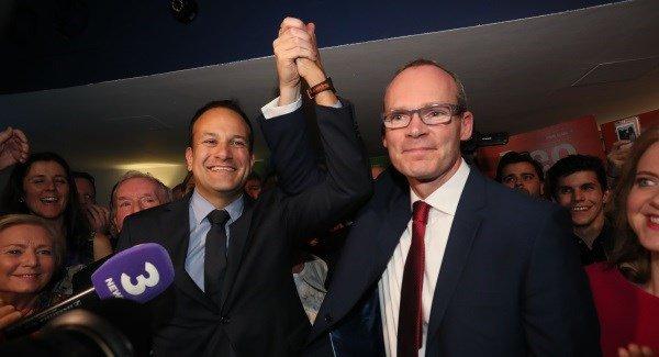 Simon Coveney appointed Tánaiste