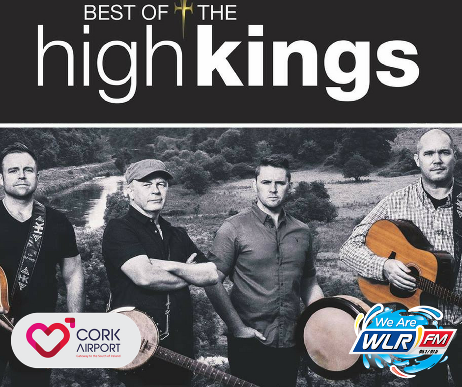 High Kings play live today on the Lunchbox!