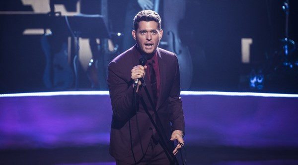 Michael Bublé is coming to Ireland for one night only