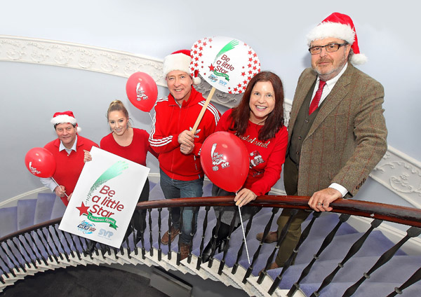 WLR and Waterford Chamber ask Waterford to wear 'Red to Work' for this year's WLR Christmas Appeal in aid of the St. Vincent de Paul in Waterford