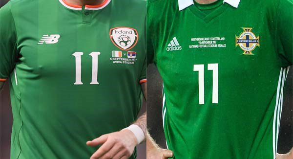 Poll finds major support for all-Ireland international soccer team
