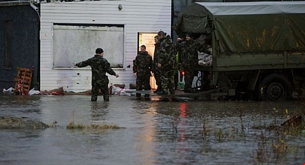 Defence forces to conduct flooding exercises in Waterford today