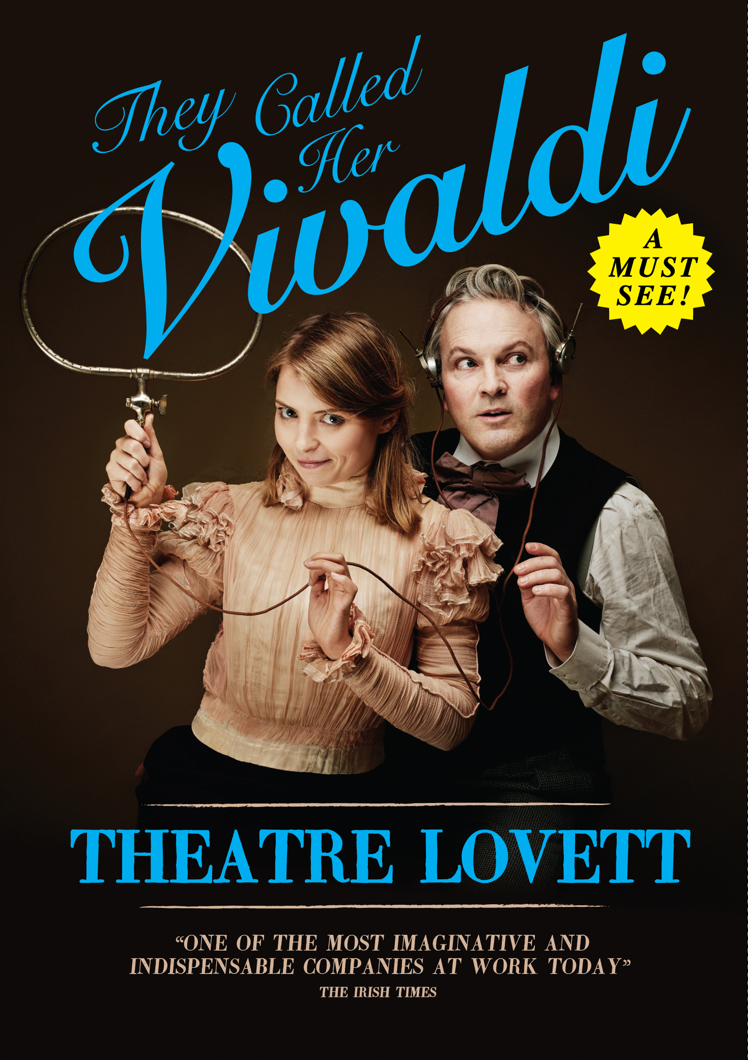 Theatre Lovett presents They called her Vivaldi at The Theatre Royal