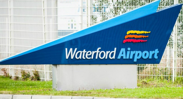 Council CEO says he is hopeful of positive news on a new service at Waterford Airport.