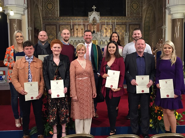 Radio broadcasting certificates awarded at WIT conferring ceremony