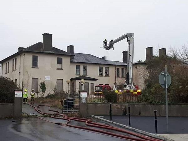 Gardai investigate suspicious fire in Ferrybank
