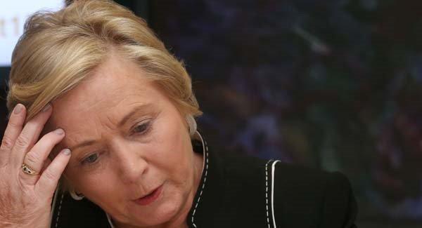 Sinn Fein's David Cullinane says Tanaiste's resignation was inevitable