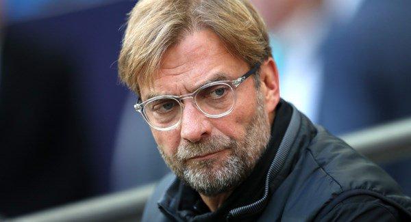 Liverpool boss Jurgen Klopp admitted to hospital