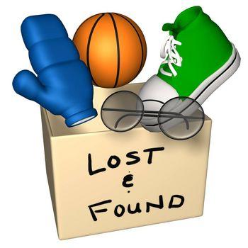 Lost: a beige / light brown wallet