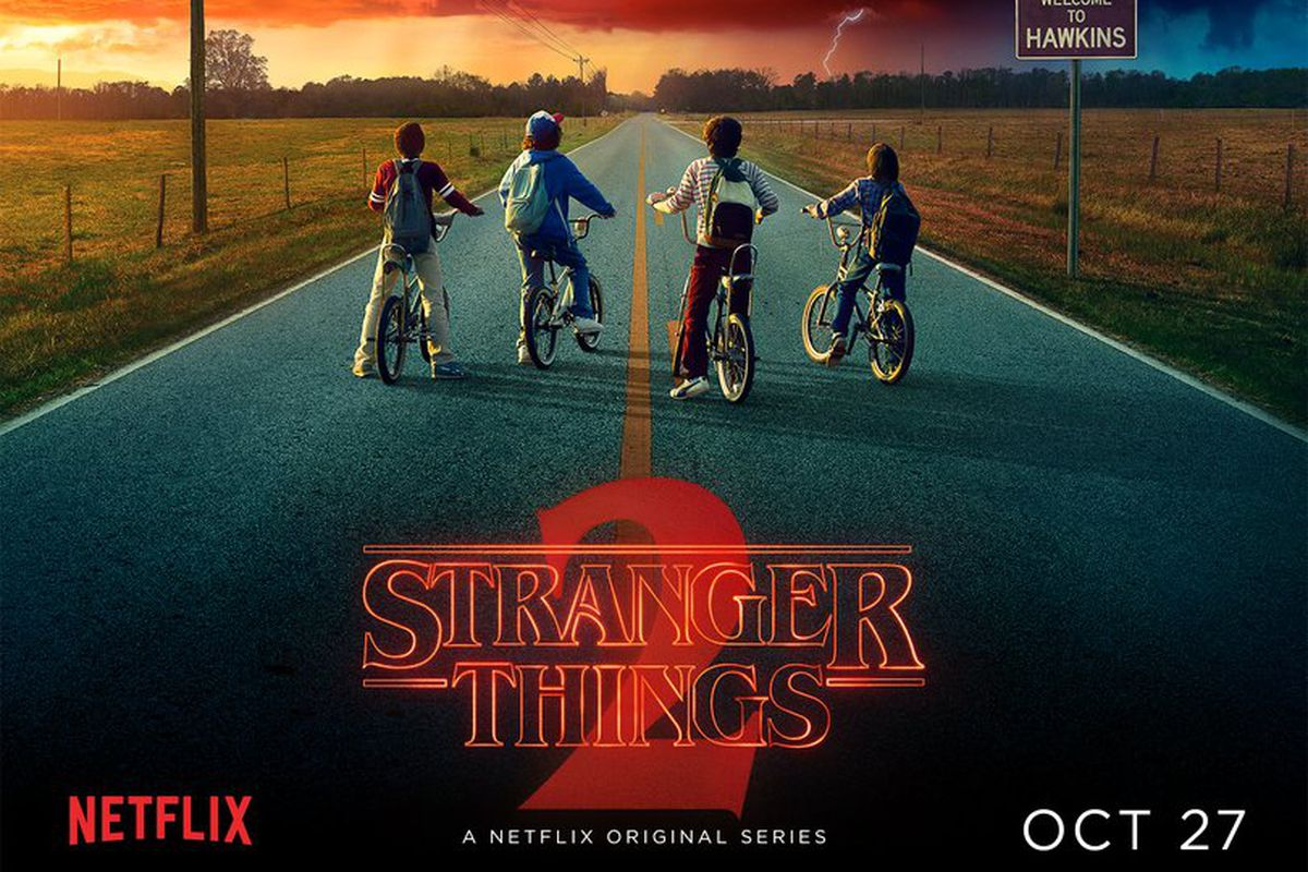 "Jenny o Connor gives us her thoughts on ""Stranger Things 2"""
