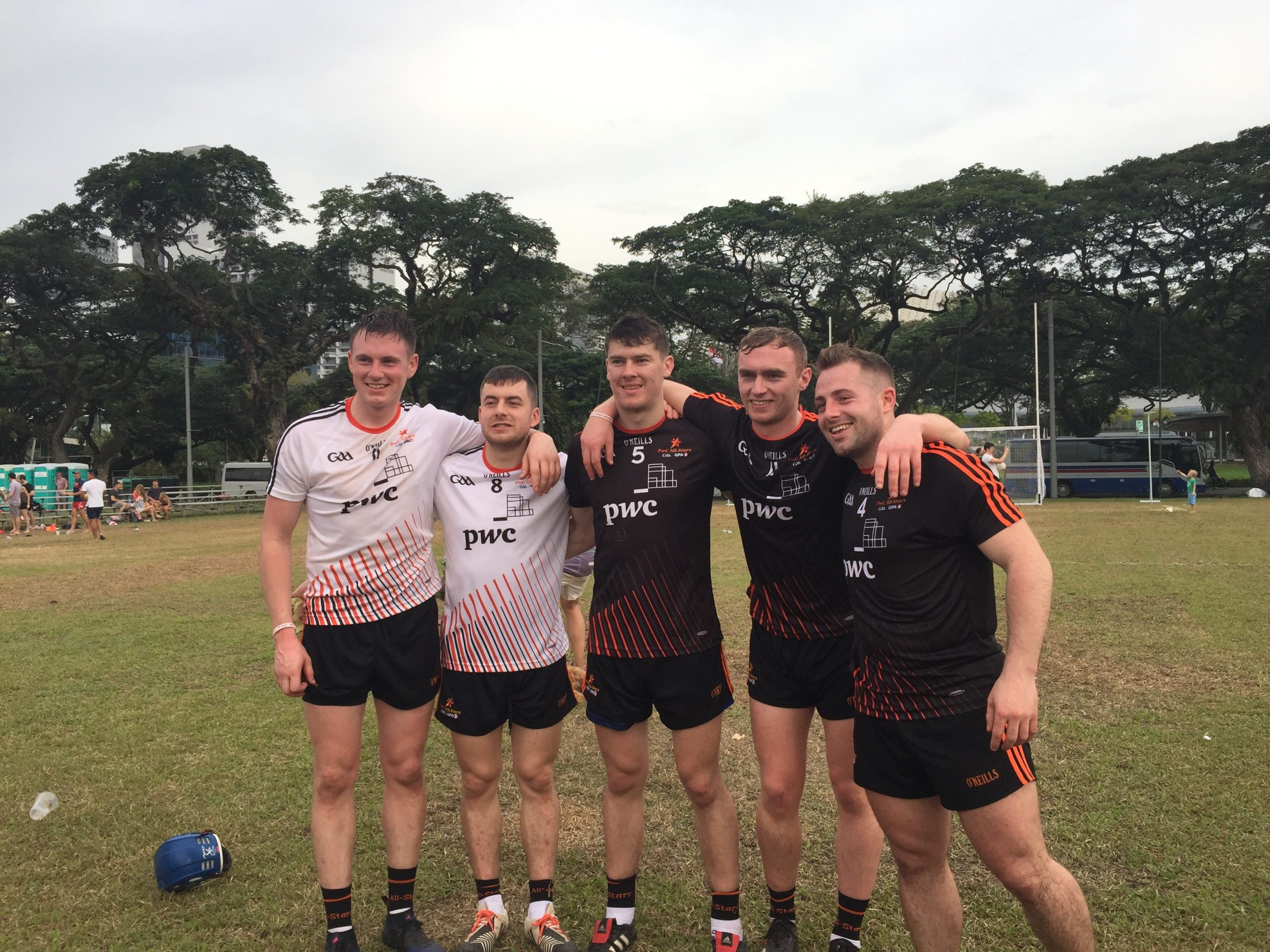 Waterford GAA stars all perform well in All Star game in Singapore.