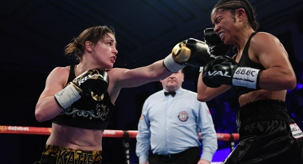 Katie Taylor set for title-unification fight in Ireland next year