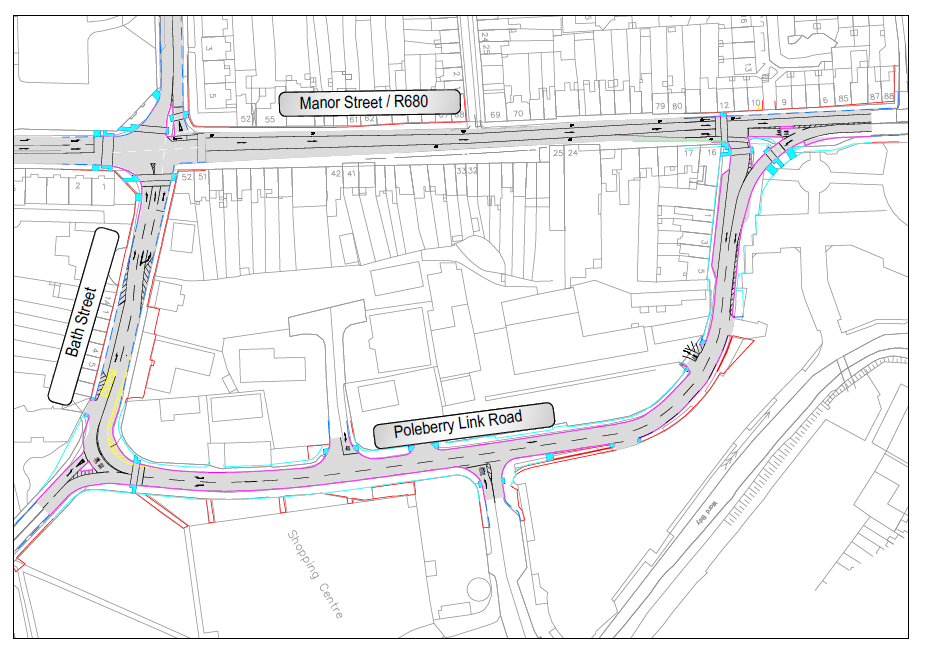Traffic changes at Railway Square in Waterford postponed.