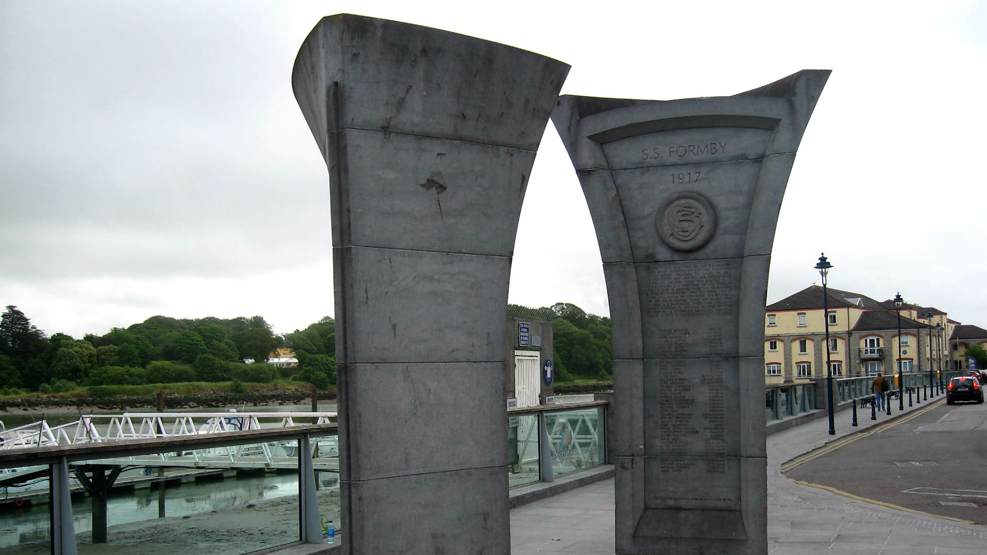 WLR remembers the SS Formby and SS Coningbeg with 'Sink on Sight'