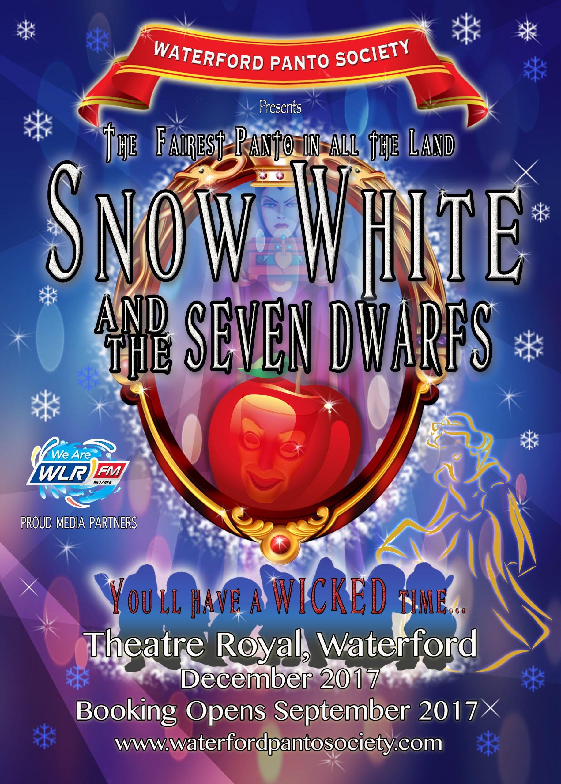 Sensory Performance of Snow White and the Seven Dwarves at The Theatre Royal