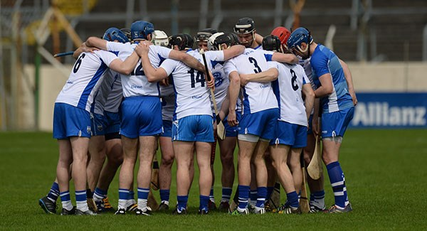 Waterford team to face Tipperary shows 10 changes