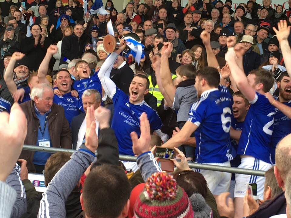 First Munster Junior Hurling title for Ardmore
