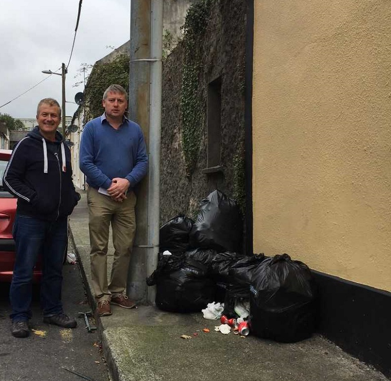 Councillors call for 'name and shame' over illegal dumping