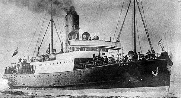 Events to mark the centenary of the sinking of SS Formby and SS Coningbeg continue today