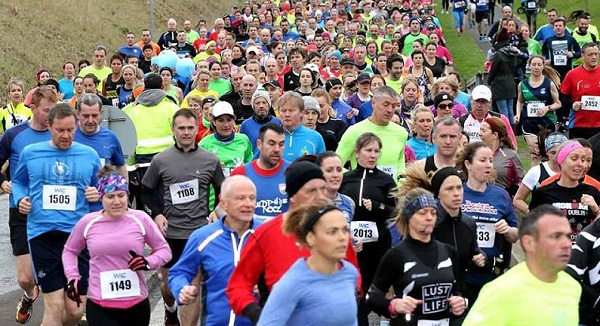 Waterford AC Half Marathon underway in Waterford City