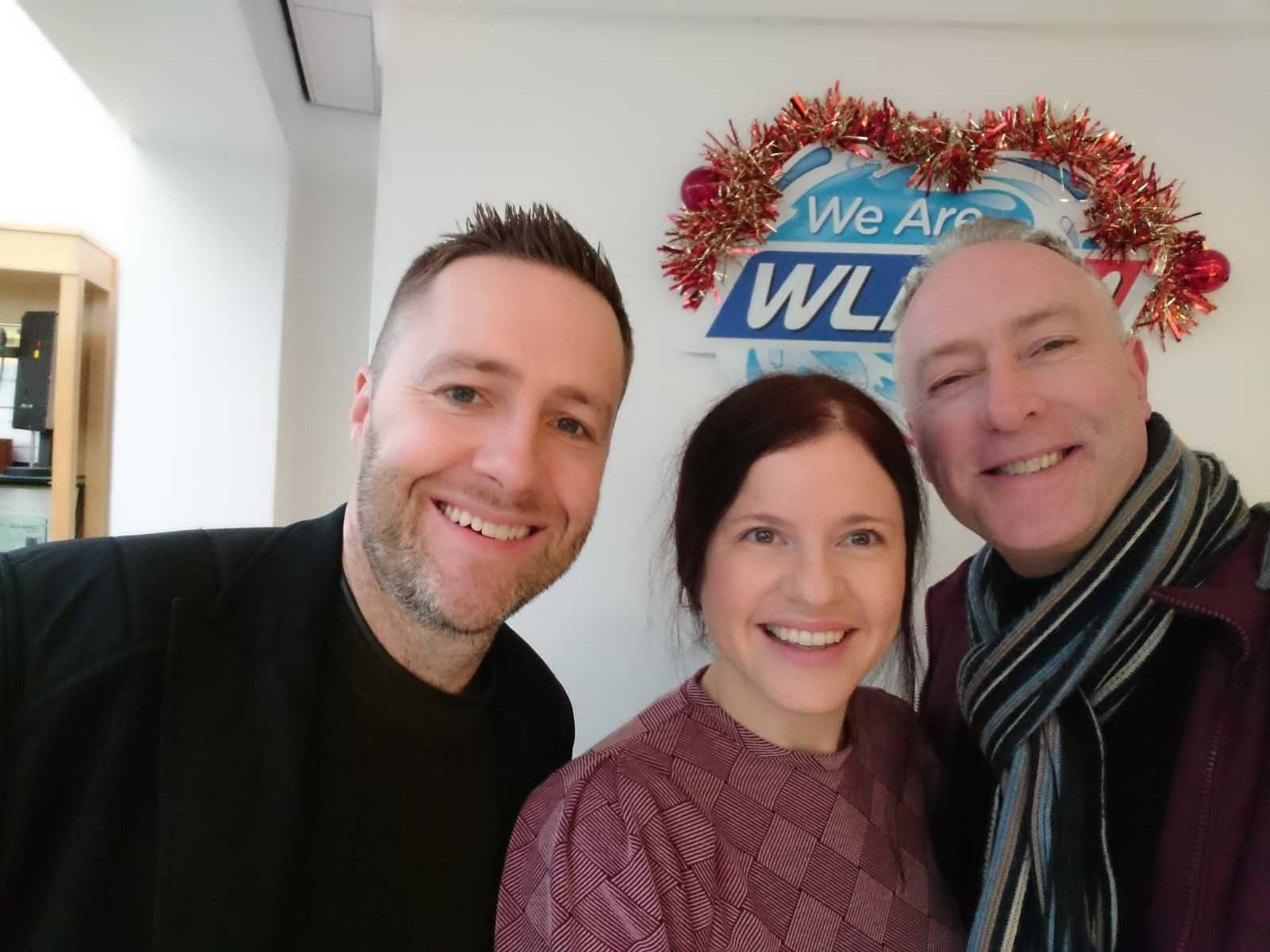 Listen: Keith Barry was trick-acting (literally) in studio with Ollie and Mary ahead of his new tour