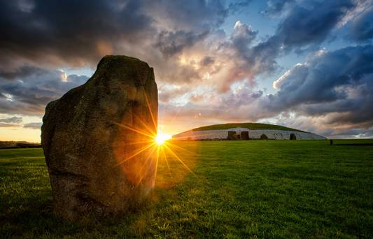 For the first time, the Winter Solstice at Newgrange will be live streamed! Check it out here