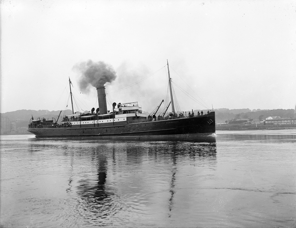 Hear about the tragic sinking of two Waterford ships during World War 1 at an event this Friday