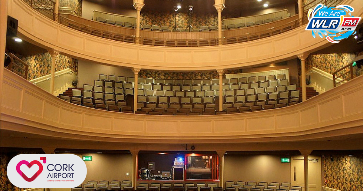 Listen: Geoff is filled in on the Spring line up in the Theatre Royal