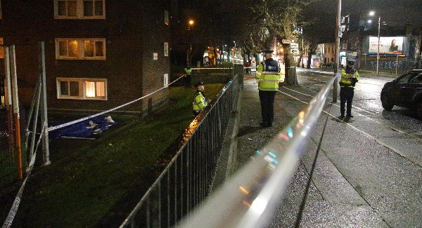 Man dies in gangland shooting in Dublin's North Inner City