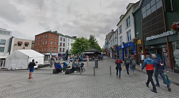 Video of street brawl in Waterford goes viral