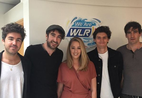 The Coronas join Teresanne on The Drive Home Live Sessions