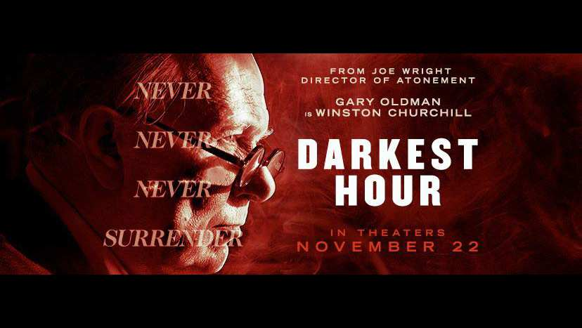 "Maria McCann gave Ollie and Mary her thoughts on the Winston Churchill movie ""Darkest Hour"""