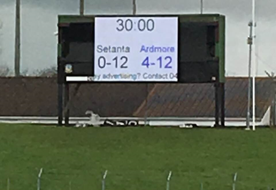 Ardmore are heading for Croke Park next Sunday!