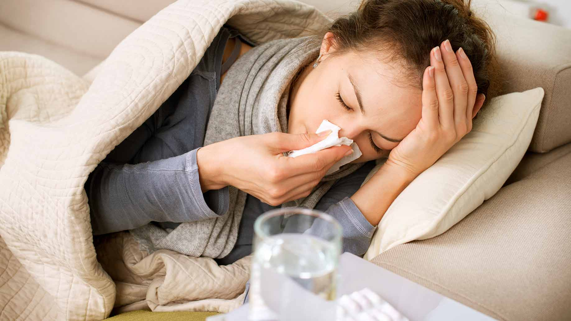 How to protect against Australian Flu this winter.