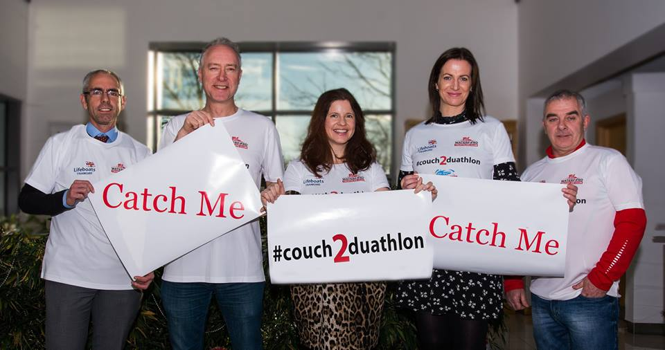 Fancy taking part in the #Couch2Duathlon challenge in Tramore this February?! - Listen here for details