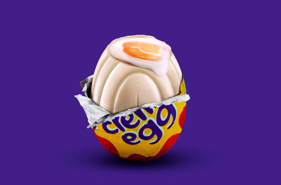 Donald Trump, Storm Eleanor and White Creme Eggs are on Sean Defoe's mind for Twitter Thursday