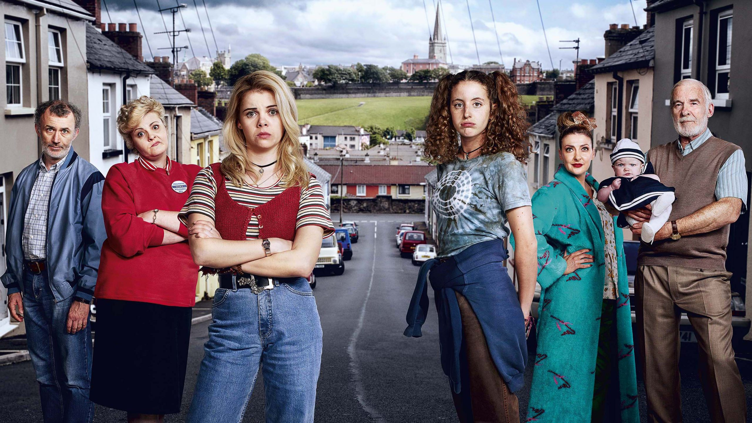 "Have you seen ""Derry Girls"" on Channel 4? Jenny gives it the thumbs up on ""The Big Breakfast Blaa"""