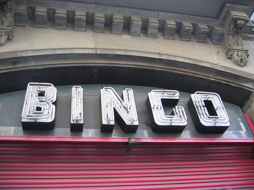St. Paul's Scout Group fundraising bingo night - Wednesday February 28th