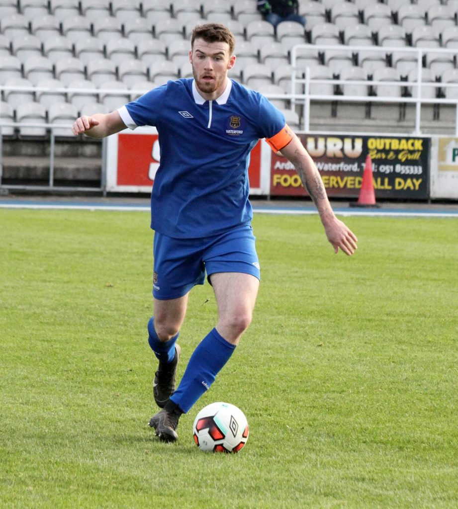 Waterford FC  looking forward to the start of the new season this Friday night
