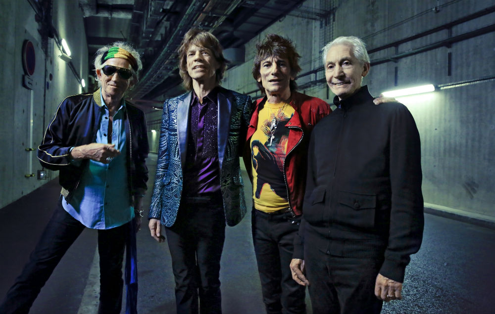 The Rolling Stones kick off their 'NO FILTER' tour in Dublin